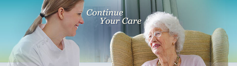 Continue Your Care